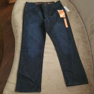 NWT Urban Pipeline relaxed straight leg blue jean